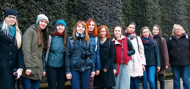 Фото-отчет по проекту «Семинар студентов-германистов из Пермского края»